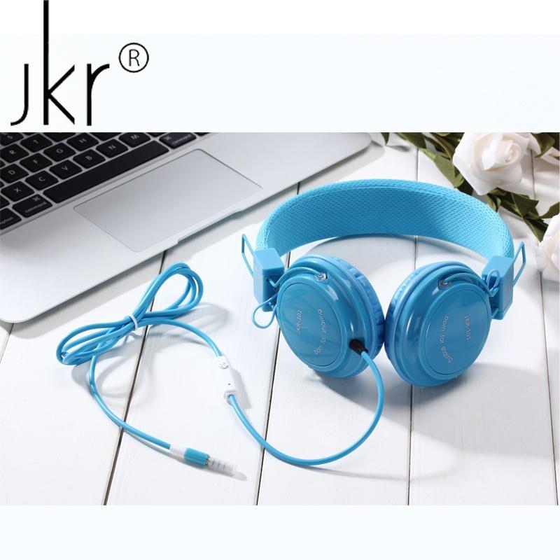 Casque Sans Fil Tv Jkr Hifi Casque Audio Grand Filaire écouteurs De
