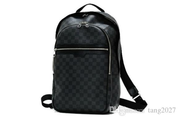 Louis Vuitton Michael Backpack Men Shoulder Bags N58024 Travel Bags