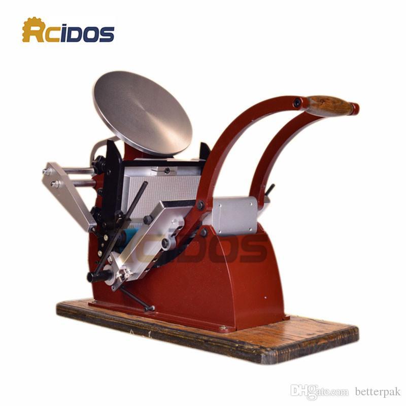 YT-150 RCIDOS Business Card Manual Letterpress,name Card Printer ...