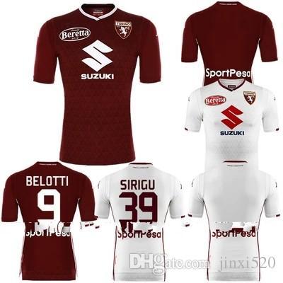 2019 Fc Torino Calcio Maglia Sqpzumvg 2018 Acquista Da CedBxo