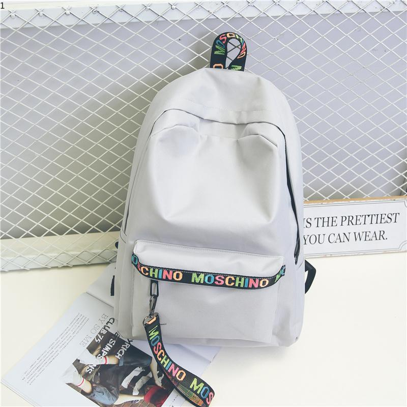 d8004fe76c36 Fashion Women Backpack Casual Satchel Bags Simple Female Ladies ...