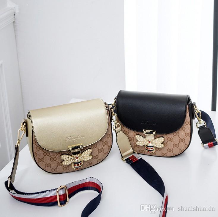 2018 Bags Women Handbags Casual Fashion Ladies Bag Small Mom S Bag Cross  Body Shoulder Bags Designer Handbags Luxury Mini PVC A51 Folding Shopping  Bags ... 93be4030363ab
