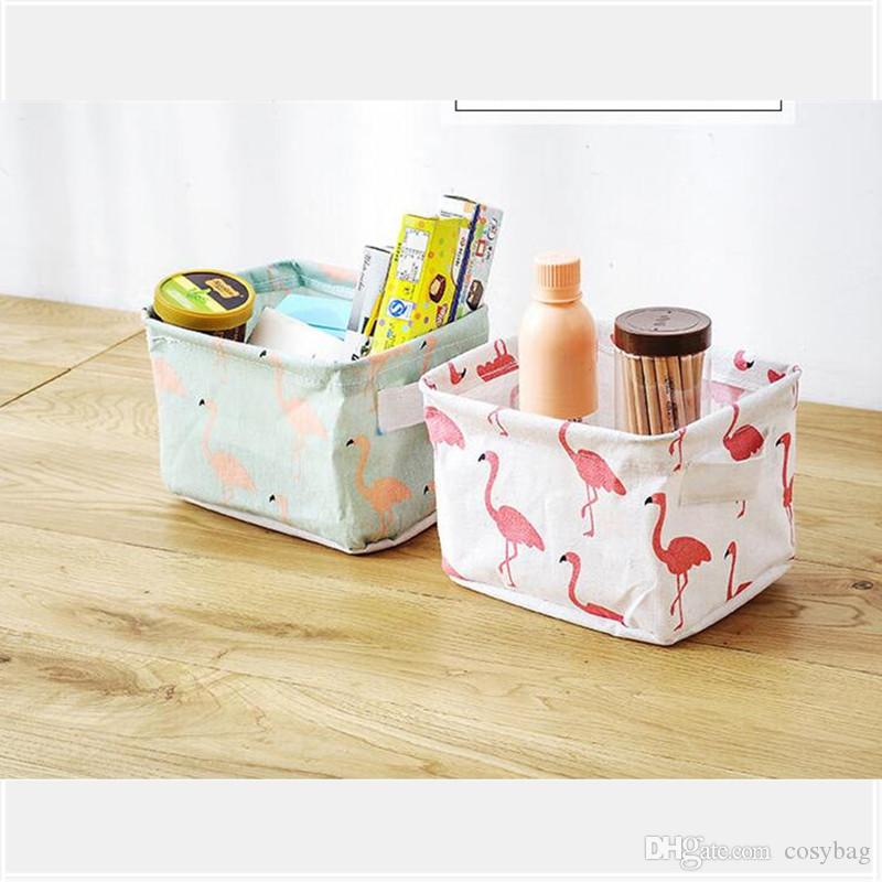 2018 Folding Storage Baskets Bins Kids Room Toys Storage Bags Ins Storage  Basket Bucket Clothing Organizer Laundry Bag Linen Cartoon From Cosybag, ...