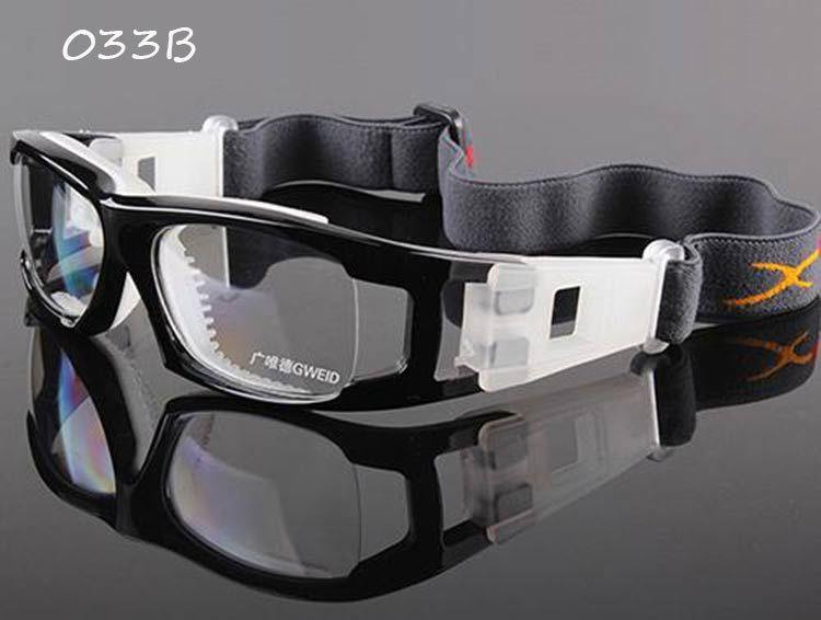 Occhiali sportivi occhiali da basket anti-fog a prova di esplosione occhiali montatura occhiali lenti miopia occhiali telaio rack all'ingrosso libero-libero