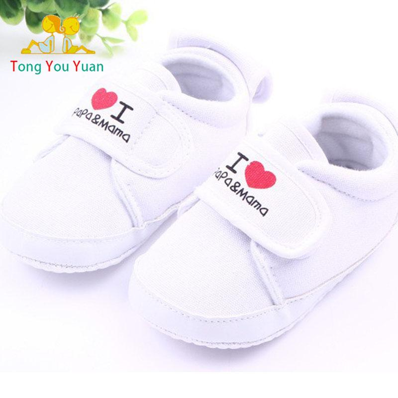 0 2 Year Old Girl And Boy Baby First Walk Shoe Blue Red And White