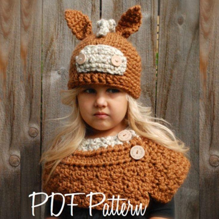 2018 Kids Winter Knitted Hats Scarf Kids Crochet Caps Children Warm