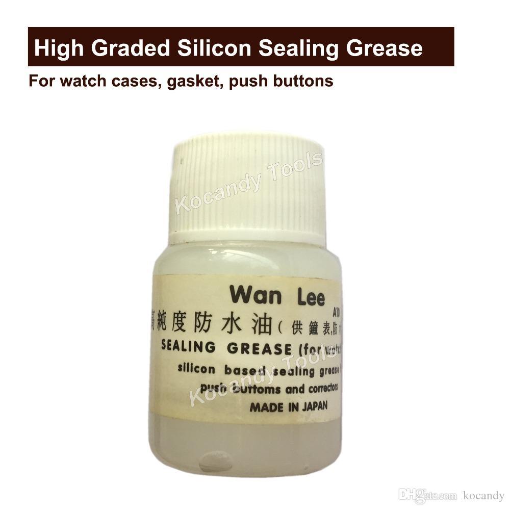 Silicone Grease Waterproof Watch Cream Upkeep Repair Restorer Tool For  Watch Repairing Made in Japan