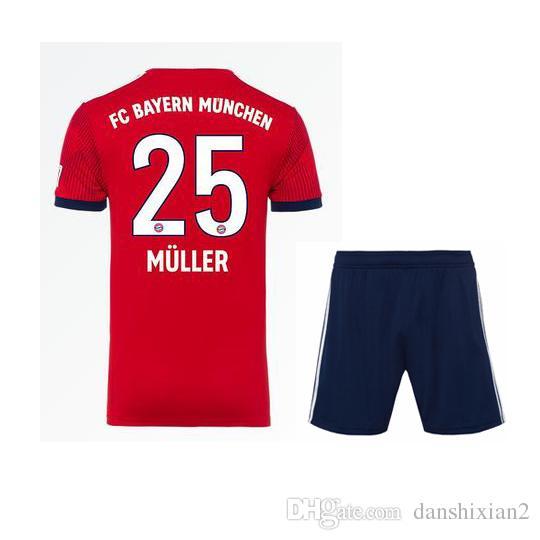 Maglia Home FC Bayern München James Rodríguez