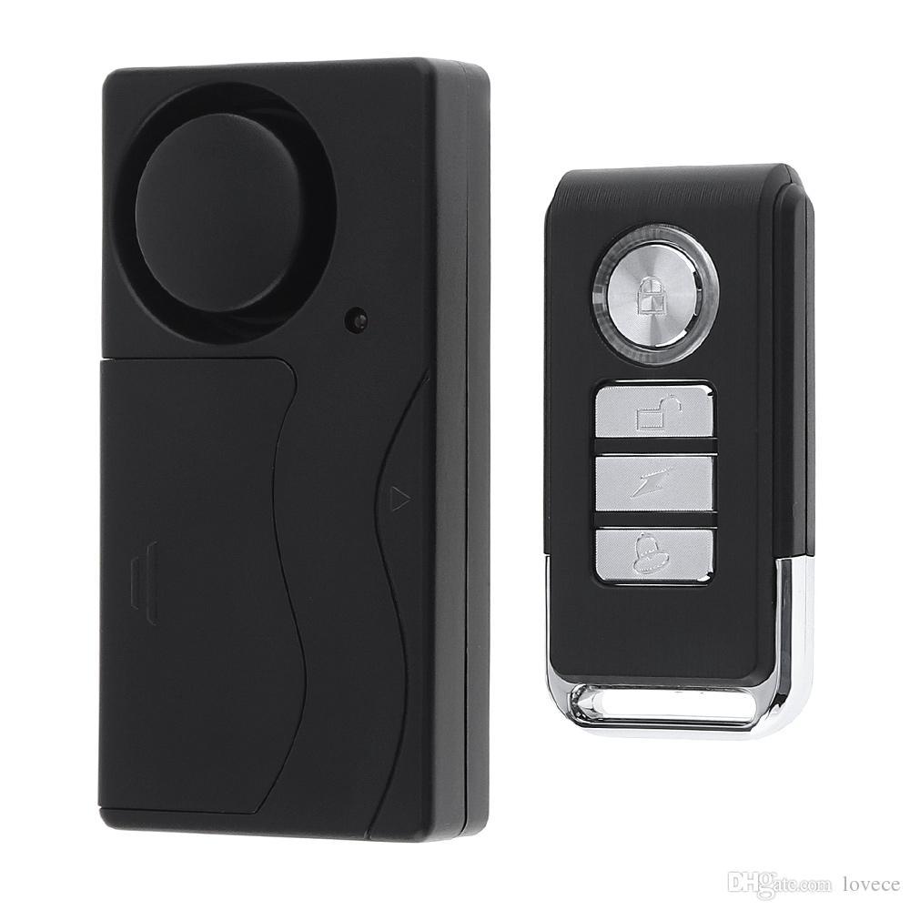 433Hz Controle Remoto Sem Fio Home Door Window Entry Assaltante Segurança Alarme de Segurança Guardian Protector Sistema SAM_40B