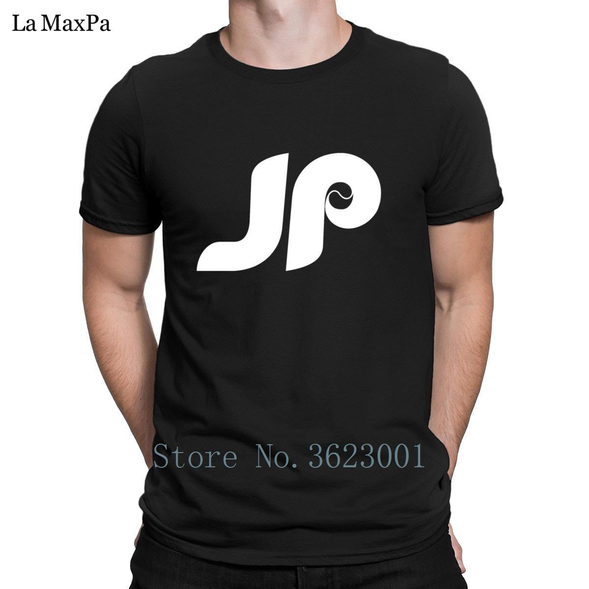Custom Letter T Shirt For Men Jp Tshirt Mens Spring Autumn Tee Shirt