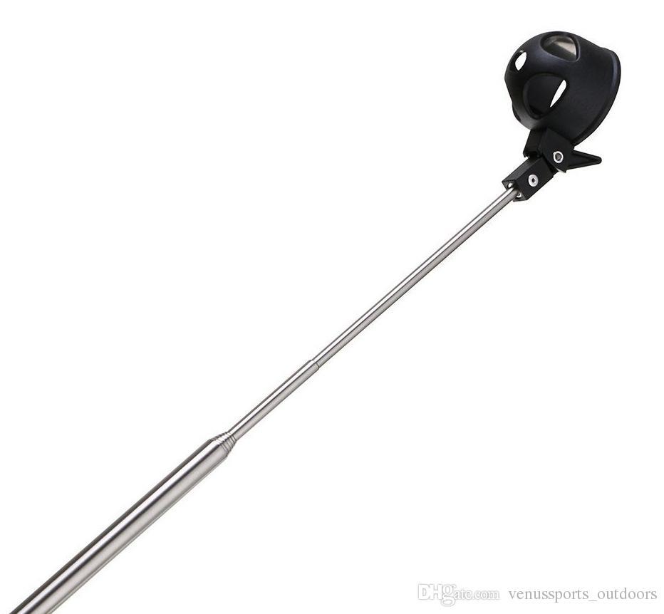 Outdoor Sport Portable 2M Automatically Golf Ball Device Telescopic Pick Up Ball Retriever Creative Golf Accessories Retrievers