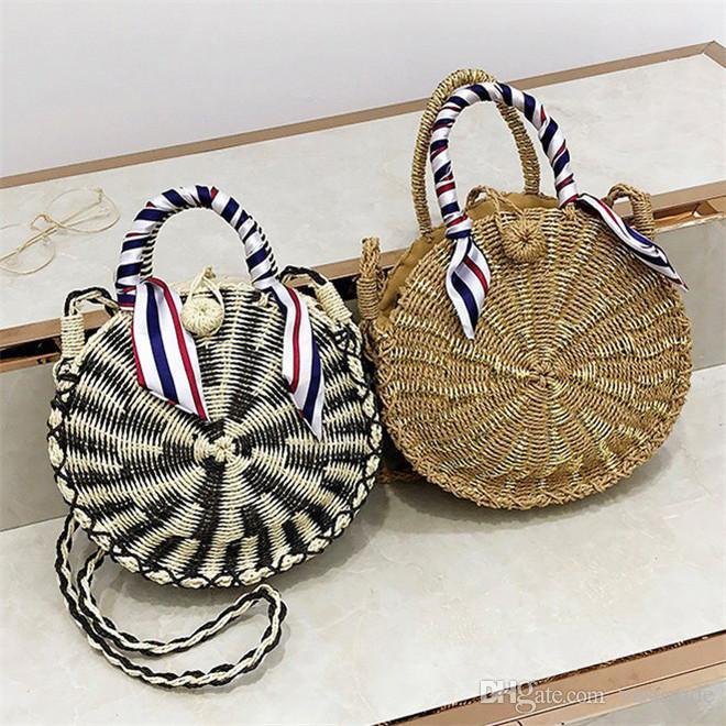 Summer New Beach Bag Handmade Straw Bag National Style Women s Bags ... dfc8dd22e5ce1