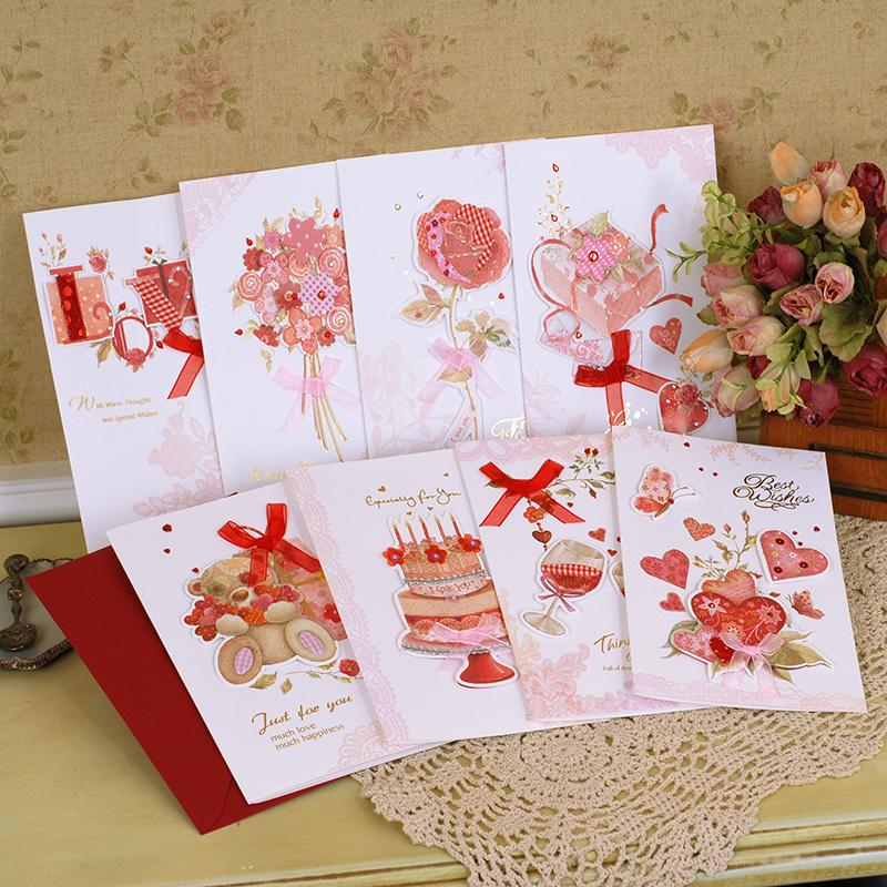 Sweet Handmade Card For Friendbirthdayvalentinecreative Greeting