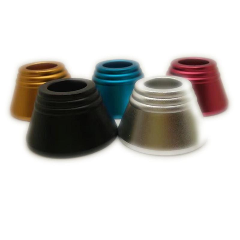 Base de pantalla EGO-T Base de soporte Material de aluminio Ajuste EVOD EGO VAPE Atomizadores de pluma y vaporizador de alta calidad sin DHL