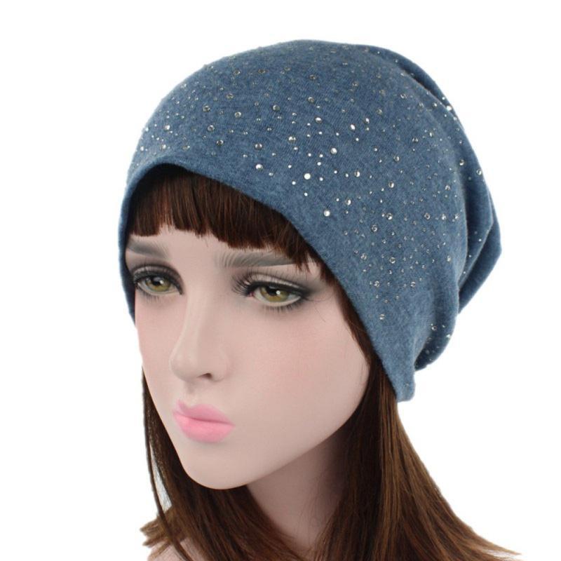 Hot Women Autumn Cap Ladies Wool Cashmere Soft Breathable Folding Portable  2018 Newest Winter Hat Headwear Headwear Beanies For Men From Clintcapela b828ba7b3c5