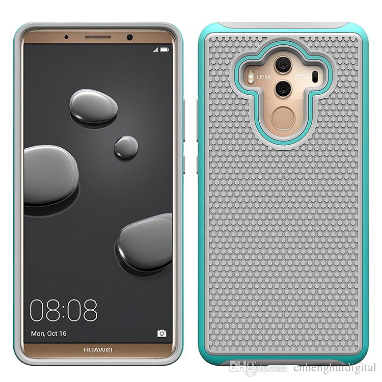 For LG Stylo 4 Case 2 in1 Hybrid Rubber Silicone TPU Football Skin Hard Case Cover Phone Cases for K30 k10 2018
