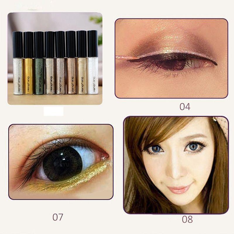 Heng Fang Shiny Magic Glitter Eyeliner Waterproof Liquid Eyeliner