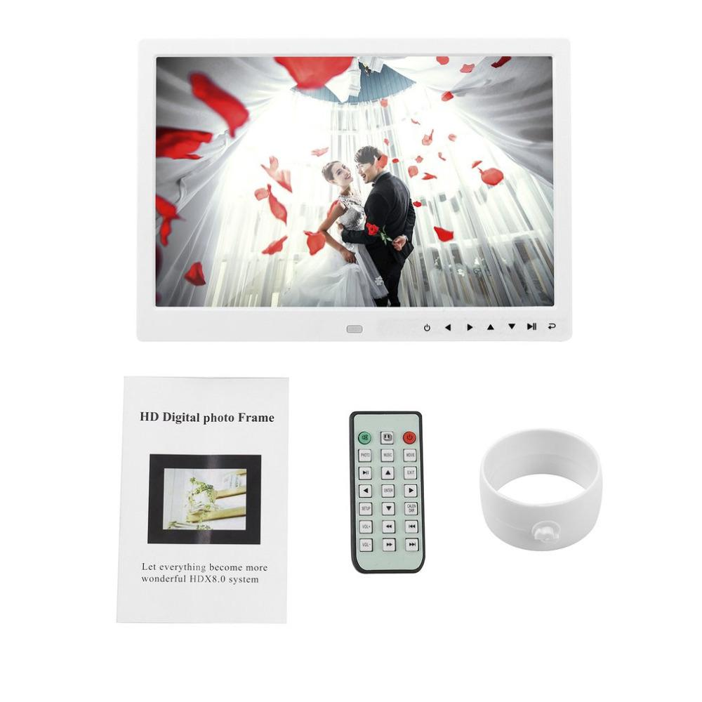 Großhandel Digitaler Fotorahmen 12 Zoll Elektronischer Rahmen Front ...