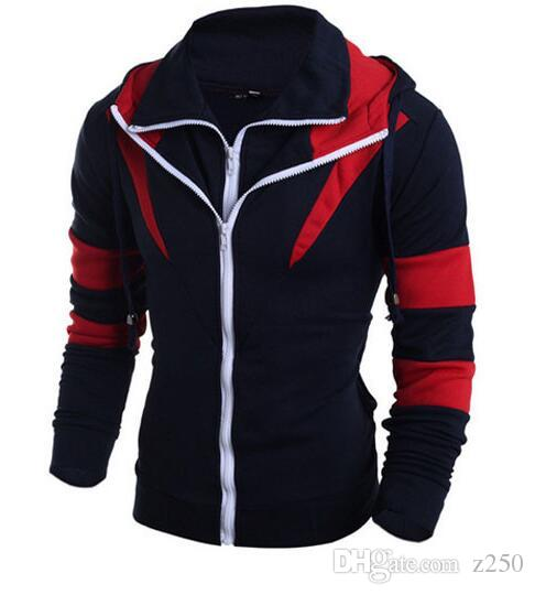 Wholesale-2015 New Brand Hoodies Men Sweatshirt Tracksuits Fashion Mens Hoodie  Design Tracksuit Sports Winter Sudaderas Hombre Sueter Men s Clothing Men s  ... d518467245b1