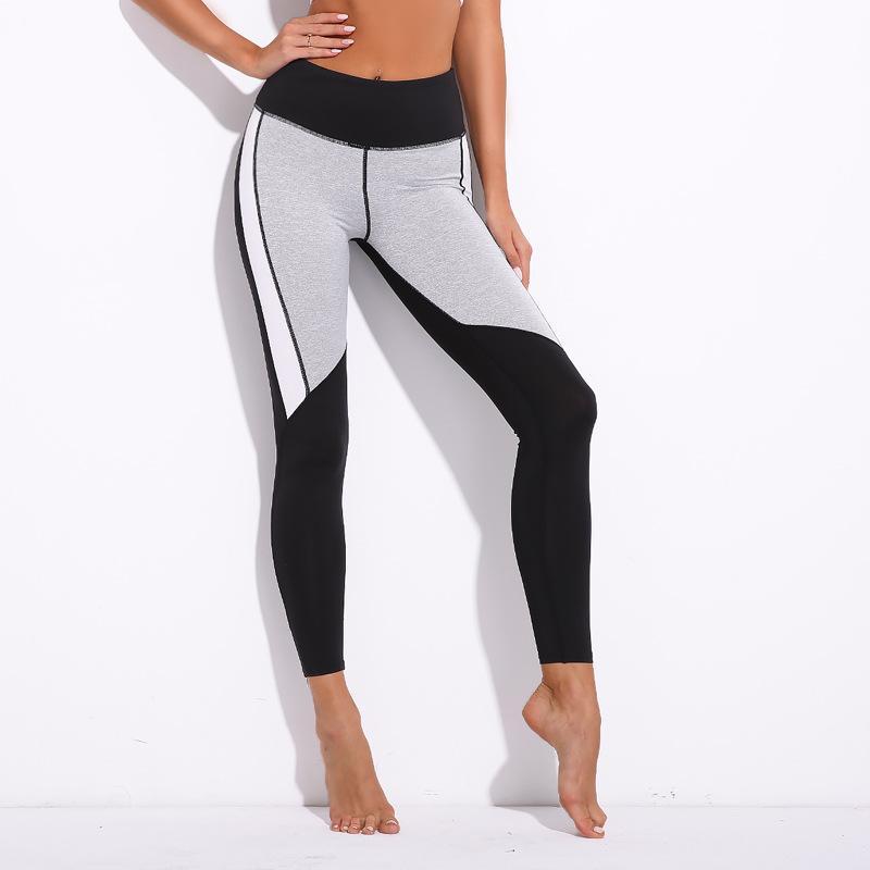 Girls Leggings Run Pants & Capris Yoga Women Skinny Gym Clothing Fitness  Tights Sportswear Jogging Gym Clothes Dropshipping
