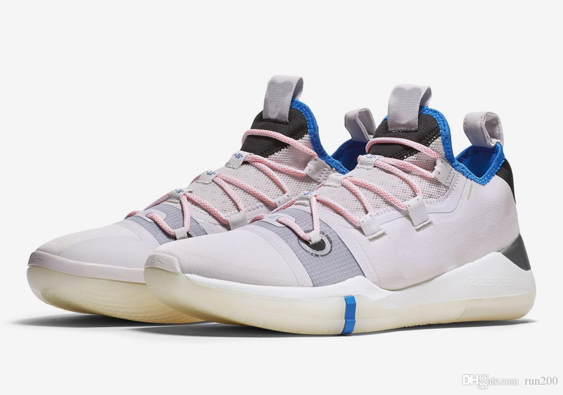 a176bfe5af81 ... sweden kobe ad exodus light pink for sales with box new kobe bryant ad  ep royal