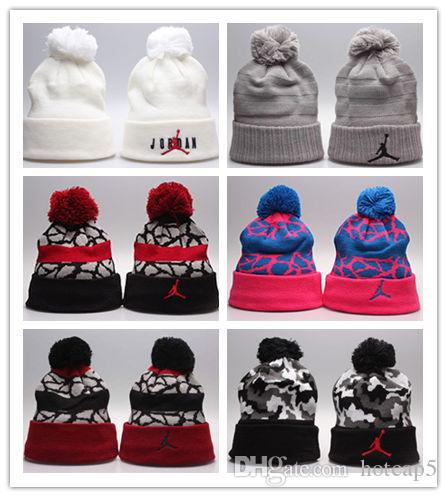 Top Sale Hiphop Beanies Cheap Pom Beanie Hats Wool Cap Autumn Winter ... 28a72d7e9