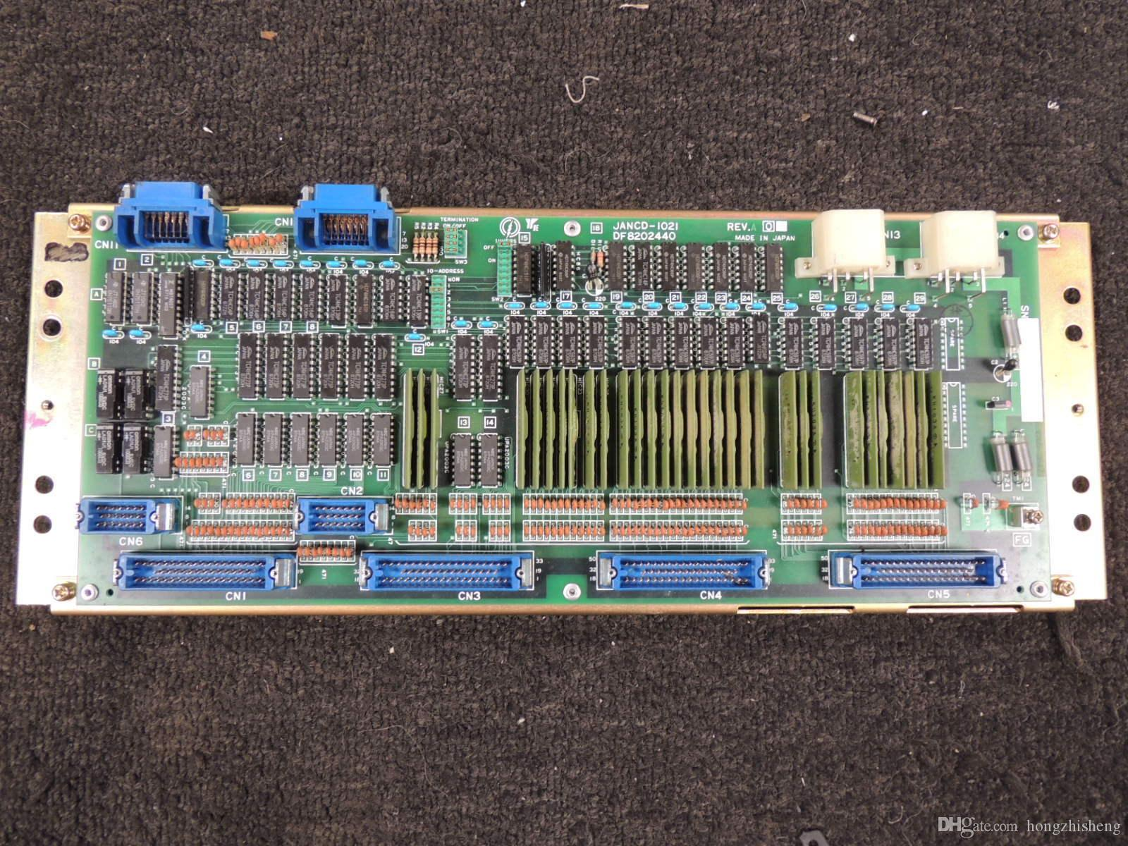 YASNAC YASAKAWA BOARD JANCD-1021 JANCD 1021 JANCD1021 REV DF8202440