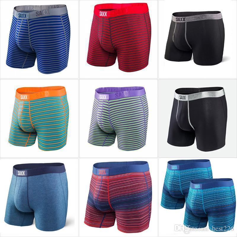 c79fcd75fa1 2019 XL Size Random Color ~random Style SAXX Men S Boxer Brief SAXX  Underwear ~ NO BOX North American SizeFrom Best226