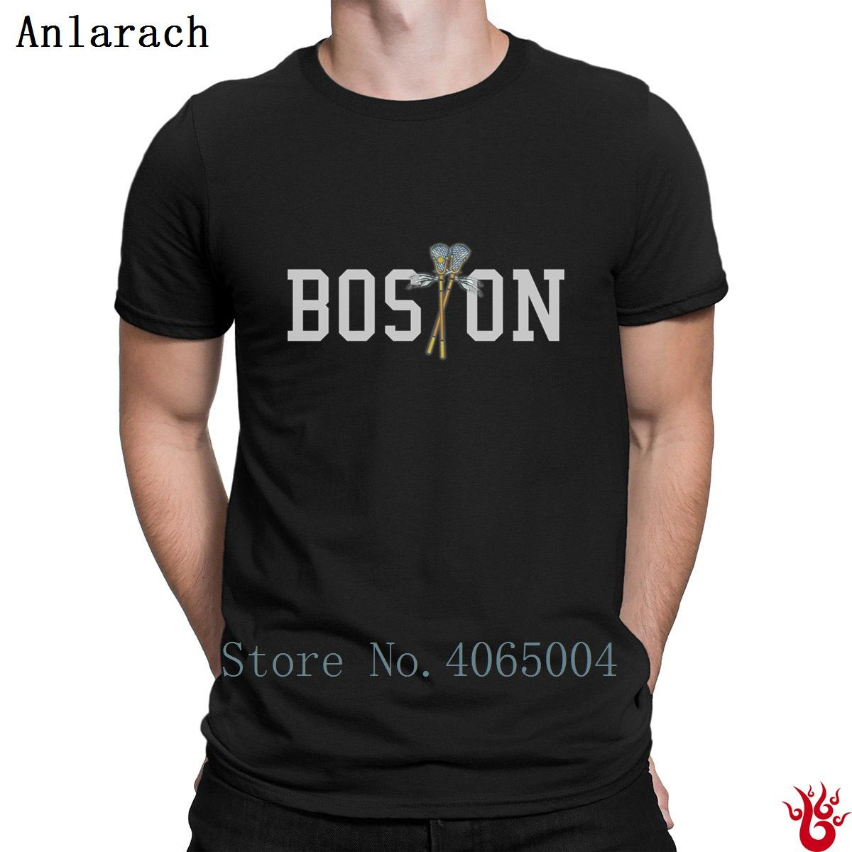34ef97c8ebbdb Boston Lacrosse Apparel T Shirt Building Novelty Round Neck Tshirt For Men  2018 Fitness Standard Short Sleeve Hiphop Tops Vintage T Shirt Cute T  Shirts From ...