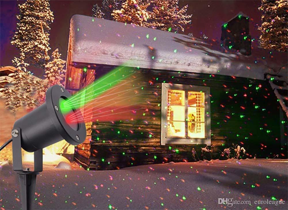 Acquista proiettori laser esterni proiettori stelle laser rg led