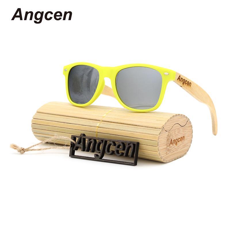 Bekleidung Zubehör 2019 Neuestes Design Holz Rahmen Gläser Männer Marke Neue Brillen Rahmen Klassische Gläser Frauen Bambus Computer Brille