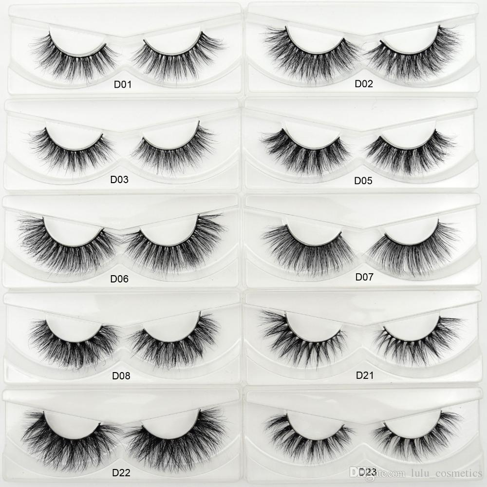 0187e647a84 Mink Eyelashes 3D Mink Hair Lashes Wholesale 100% Real Mink Fur Handmade  Crossing Big EyeLashes Thick Lash Eyelash Extension Kits Eyelash Extension  Supplies ...
