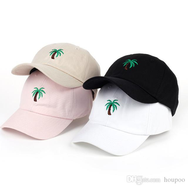 589ac239 Fashion Coconut Tree Baseball Caps Ponytail Hat Casquette Snapback Designer  Hats Dad Hat Fitted Hats Women Mens Hats Luxury Cap Birthday Party  Decorations ...