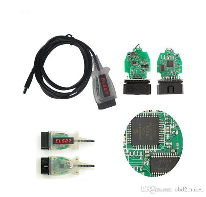 Melhor Função de Qualidade Estável ELS27 FORScan OBD2 Scanner De  Diagnóstico com Chips FT232RL Para Ford para Mazda para Lincoln