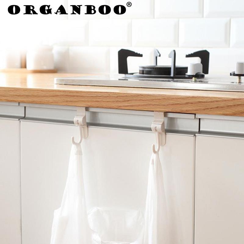 2018 Kitchen Sinks Cabinets Door Hooks Back Door Garbage Bags