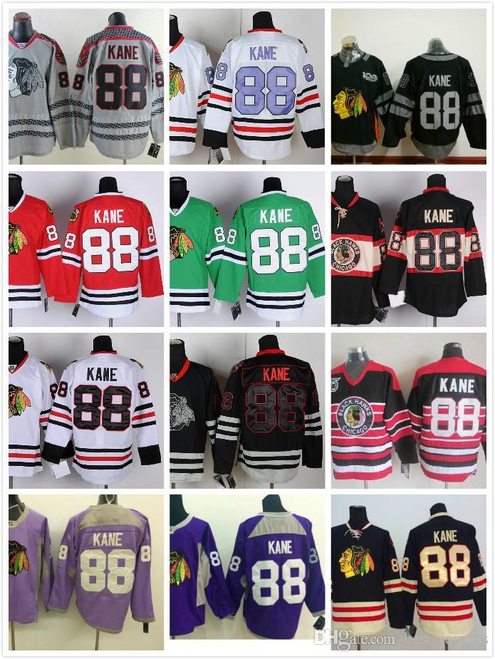 b1d995a61 2017 Winter Classic Chicago Blackhawks Hockey 2 Keith 19 Jonathan ...