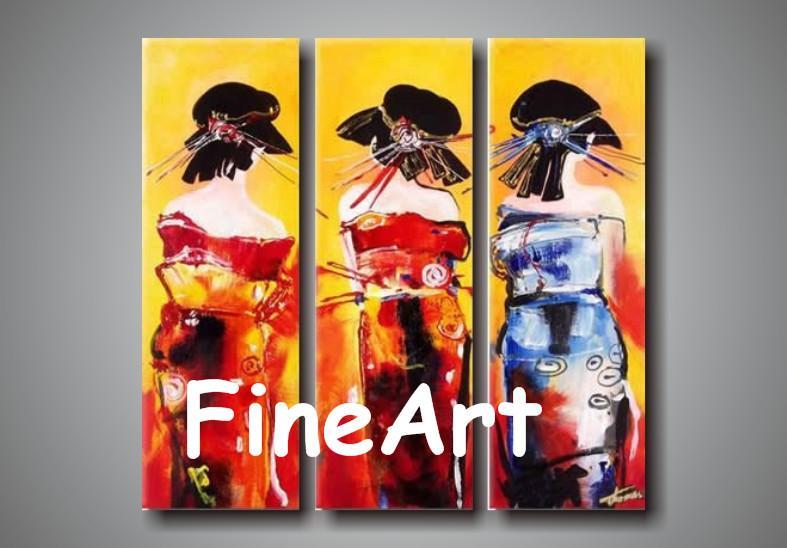 Acheter Fait Main Peinture à Lhuile Toile Handmade Discount