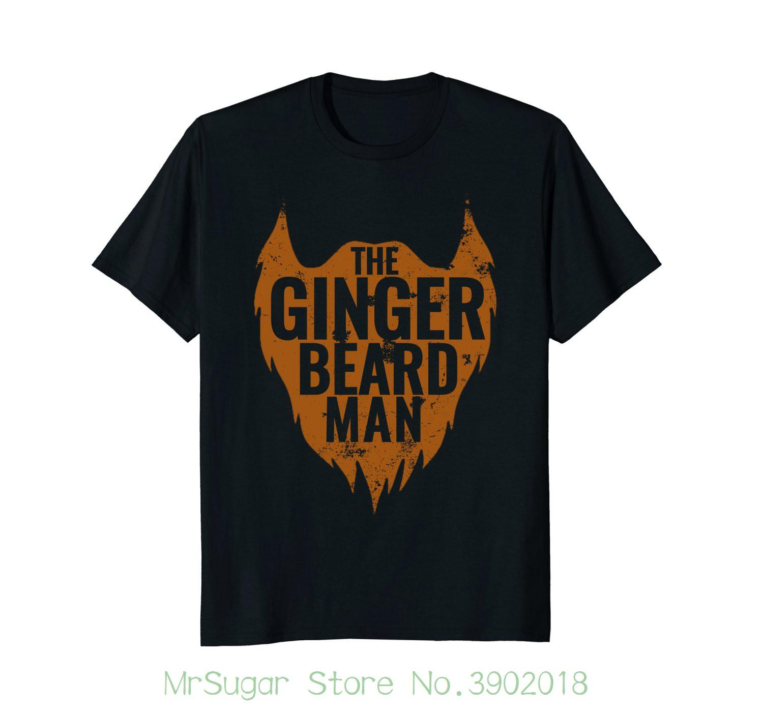 a880b2d5b1ca8d The Ginger Beard Man - Vintage Beard Shirt New Mens Spring Summer Dress  Short Sleeve Casual Online with  15.38 Piece on Mrsugarstore s Store