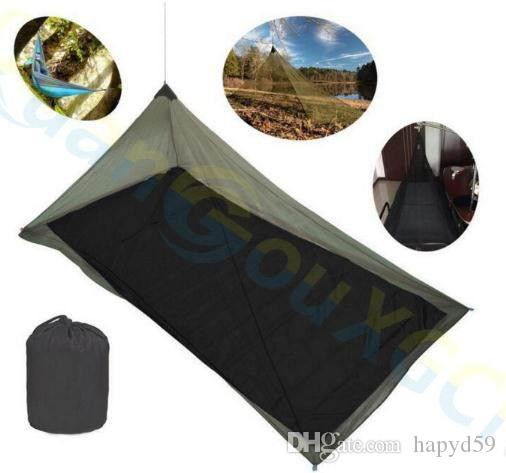 Outdoor Mosquito Nets Hiking Fishing Garden Balcony C&ing Triangle Lightweight Portable Tent Mosquito Net Inner Tent Netting Backpacking Tents Cabin Tents ...  sc 1 st  DHgate.com & Outdoor Mosquito Nets Hiking Fishing Garden Balcony Camping Triangle ...