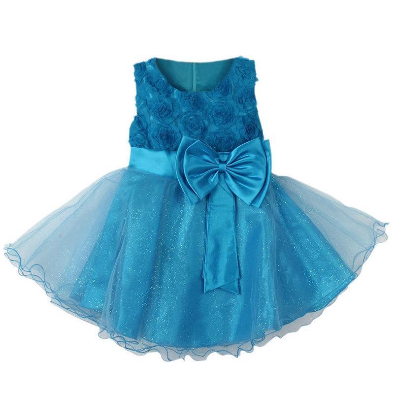 Prezzo di fabbrica di alta qualità! Nuove ragazze vestono i vestiti da principessa chiffon rosa rosa rosa del bambino dei bambini