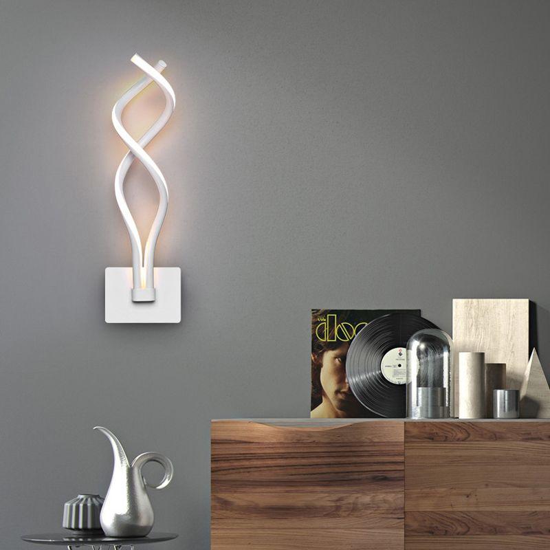 Acheter Led Mur Lampe Chambre Lampe De Chevet Bureau Minimaliste