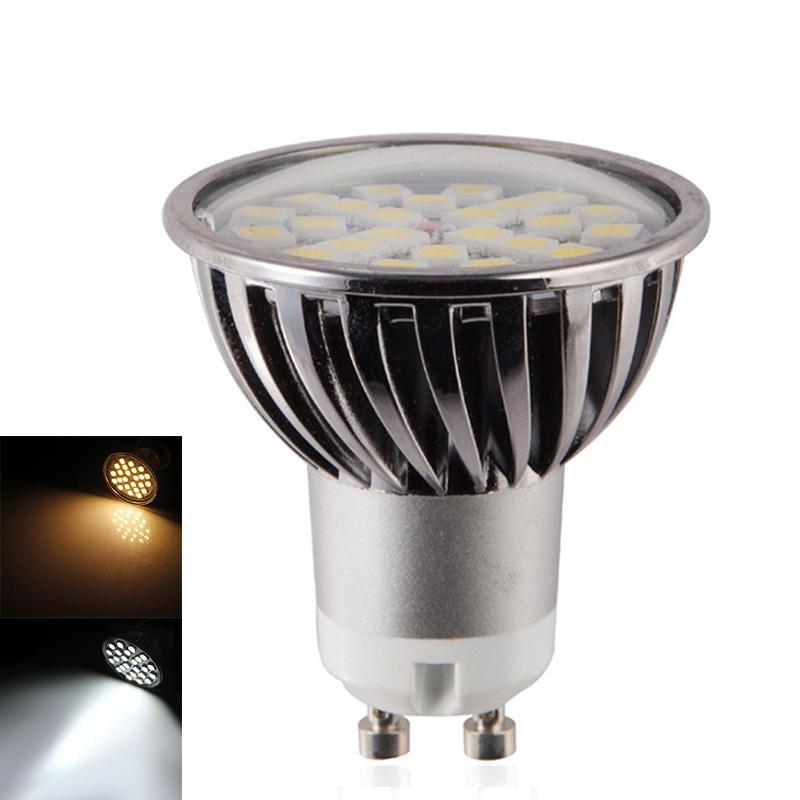 Chambre Lustre Lumière Ampoule 110v Smd5050 Lampe Led Dimmable Aluminium Éclairage Gu10 220v Projecteur Spot 7w Lampada qSpUzMV