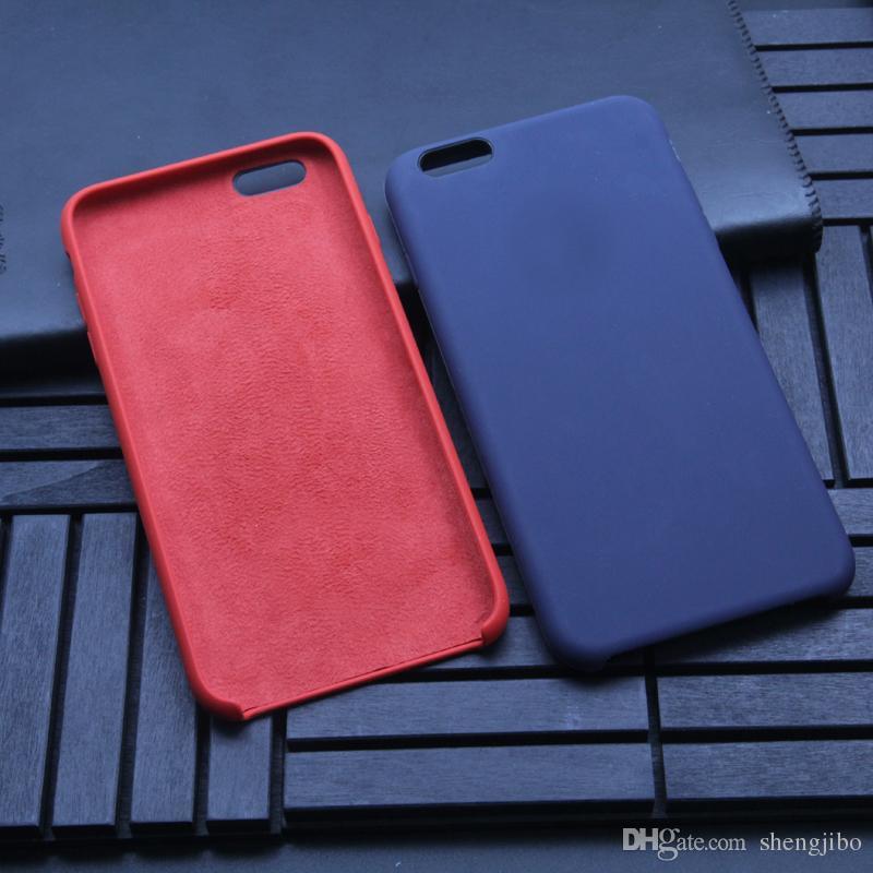 Wasserdichte Handyhülle Original Offizielle Case Für Apple Iphone X 8 7  Plus 6 6 S Se 5 5 S Haben Logo Abdeckung Pu Leder Phone Cases Business  Retro ... 793f9094d0