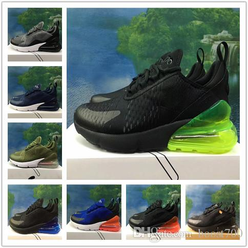 2018 New 270 Teal Running Shoes Mens Tiger Cactus Triple Black Trainer  Sports Shoe Medium Olive Bruce Lee Womens 270s Photo Blue Sneakers Running  Shoes ... af7813cb9