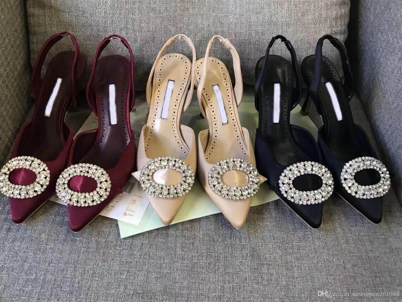 6748c3382e1 Compre 2018 Zapatos De Mujer De La Nueva Moda Primavera Verano Confort Sandalias  De Cuña Del Dedo Del Pie Abierto Para El Vestido Negro Putple A  67.09 Del  ...