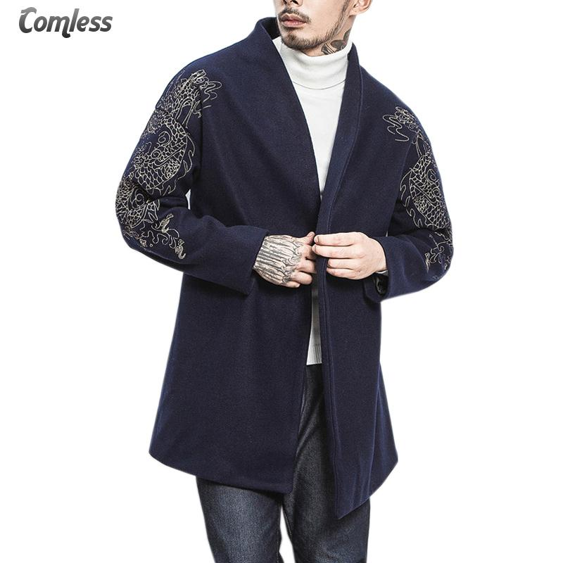 40 Mens Long Trench Coats 40 Winter Trench Coat Men Gold Thread Unique Mens Trench Coat Pattern