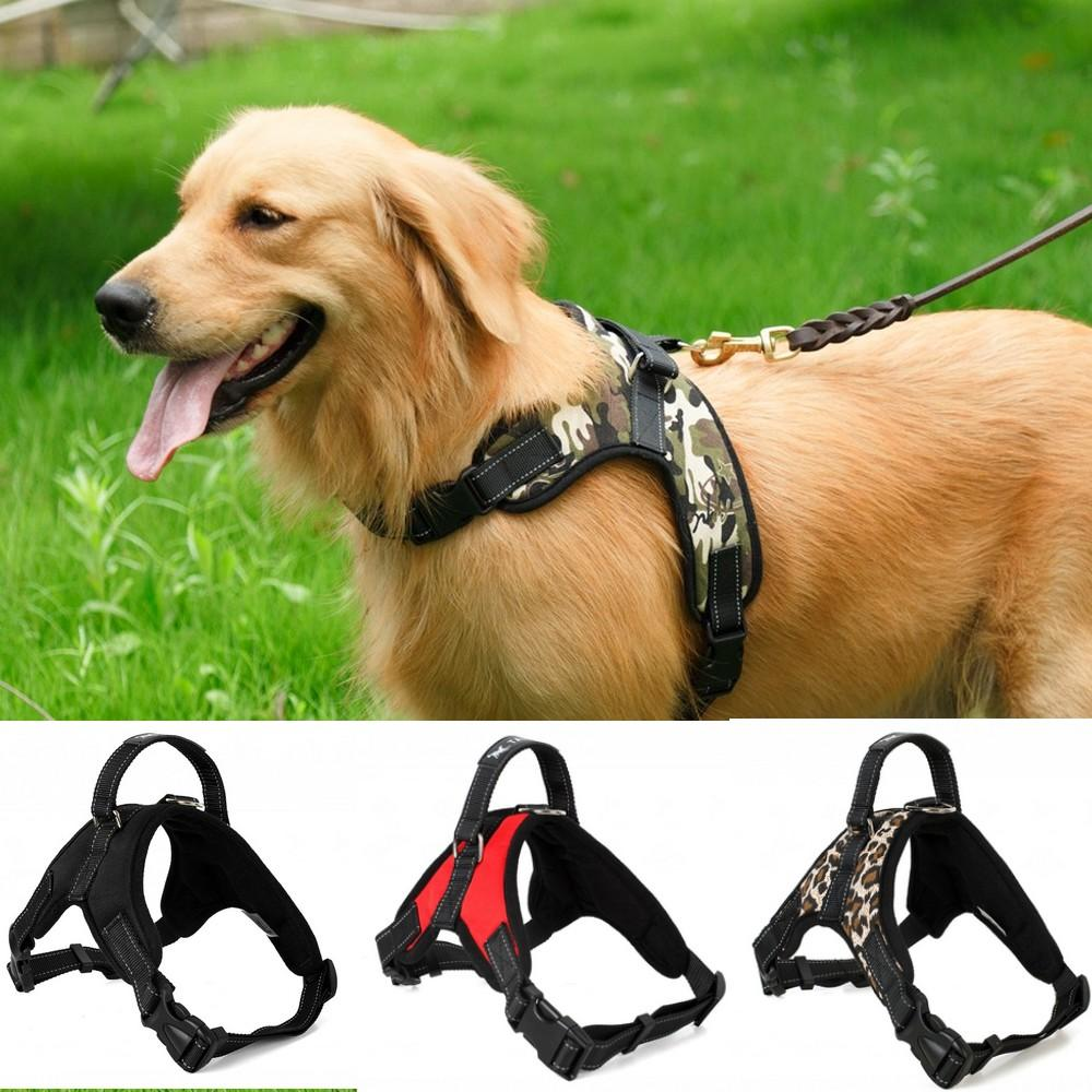 Easy Walk Dog Harness Reflective Wire Data Schema Picaxe Colour Sensor Page1 6761284 Datasheet Of 2018 Tailup Pet Vest Collar Padded Rh Dhgate Com Step In