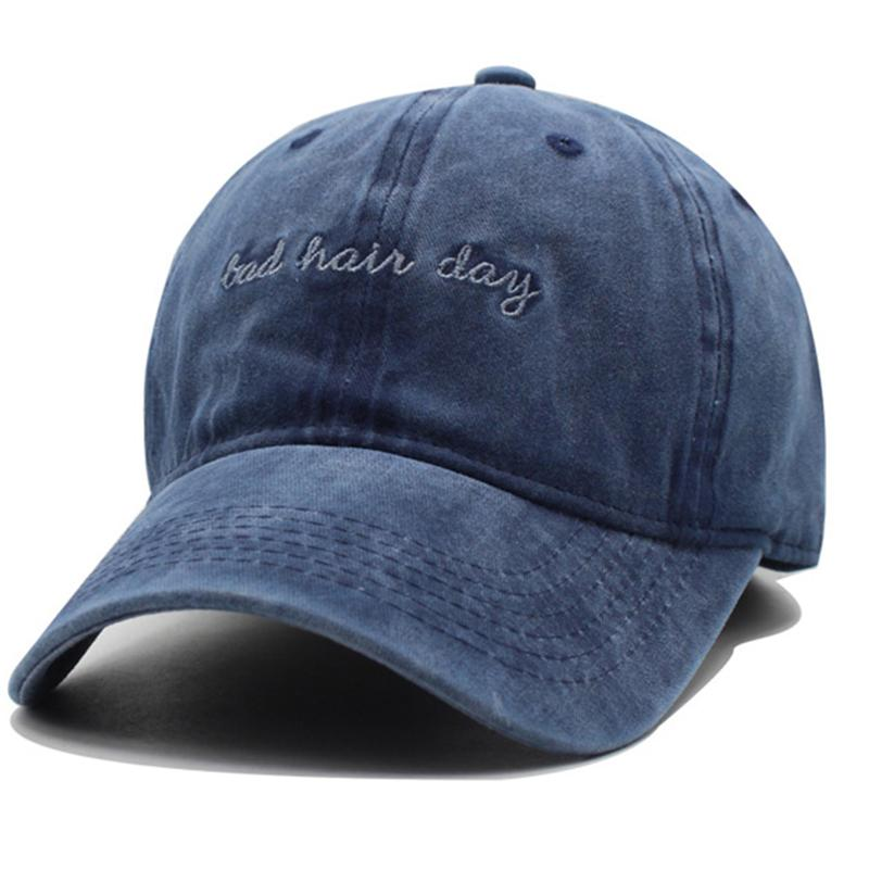 Fashion Women Baseball Cap Men Casquette Snapback Caps Hats For Men Brand  Bone Vintage Bad Hair Day Adjustable Caps New Millinery Richardson Hats  From ... abca86170