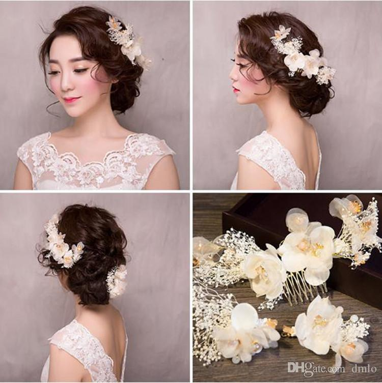 Bridal Wedding Hair Combs For Bride Bridal Hair Bands Women Party
