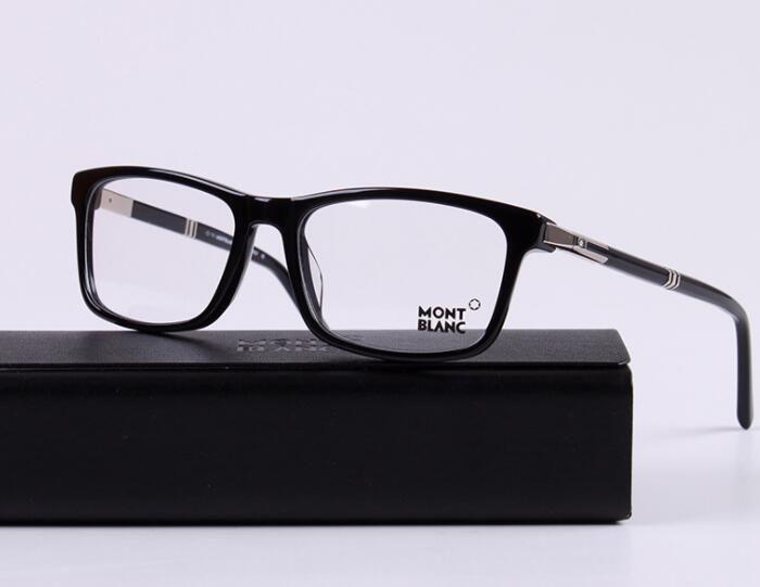 87de7c9dce MB540F Fashion Glasses Retro Acetate Men Eyewear Frames Computer Brand  Optical Myopia Designer Clear Eyeglass Frames Man Glasses Online with   97.25 Piece on ...